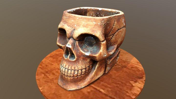 Skull souvenir - 3D Photoscan 3D Model