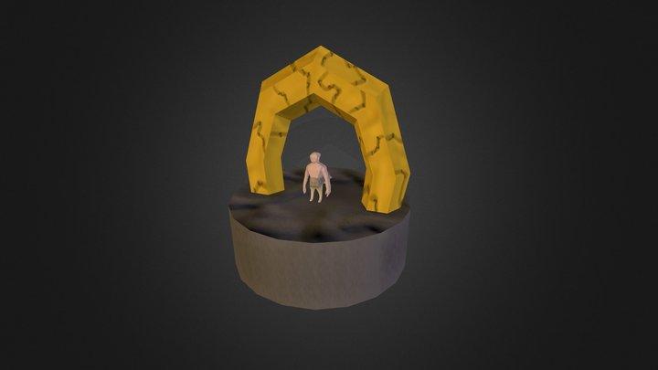 Human-Wolf 3D Model 3D Model