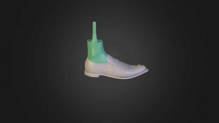 Shoes _new 3D Model