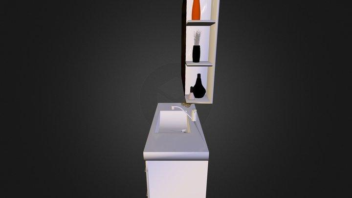 cabinant 1 3D Model