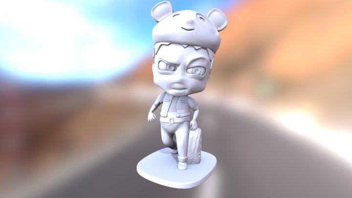 test01 3D Model