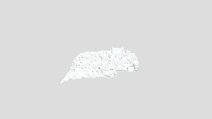alcazar 3D Model
