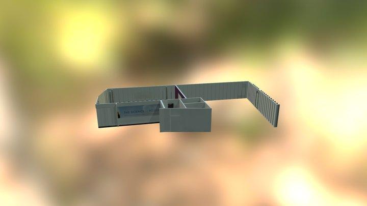 boardroom 2 3D Model