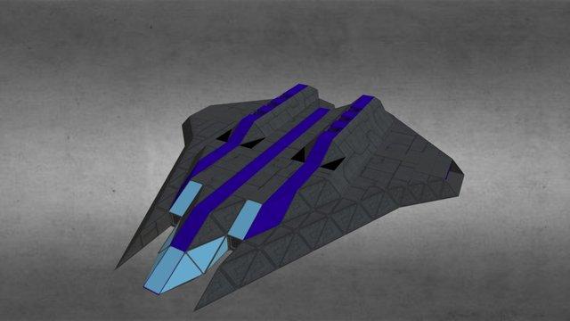Valdian Venture 3D Model
