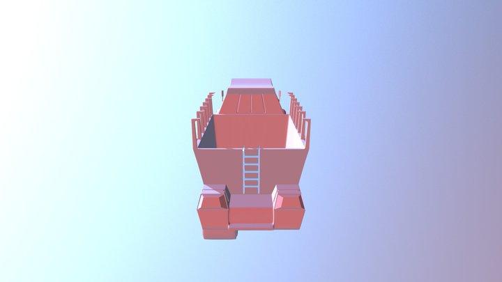Truck progress 3D Model