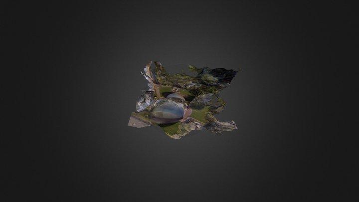 Kresge Auditorium - Initial 3D Model