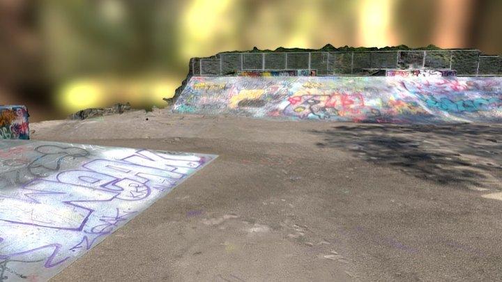 Skatepark — Agisoft PhotoScan 3D Model