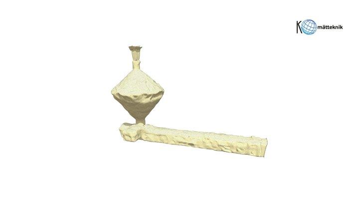 Sandsilo 3D Model