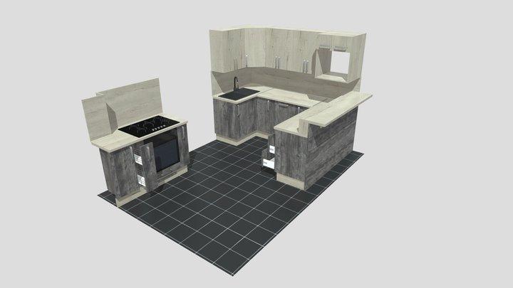 Gur Kuch 1 3D Model