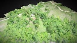 El Castrero 3D Model
