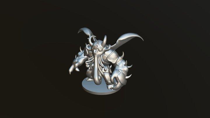 Fantasy Elephant 3D Model