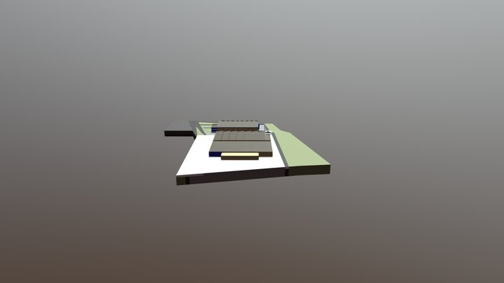 2018-10-17- Modelo Nova Fabrica 3D Model