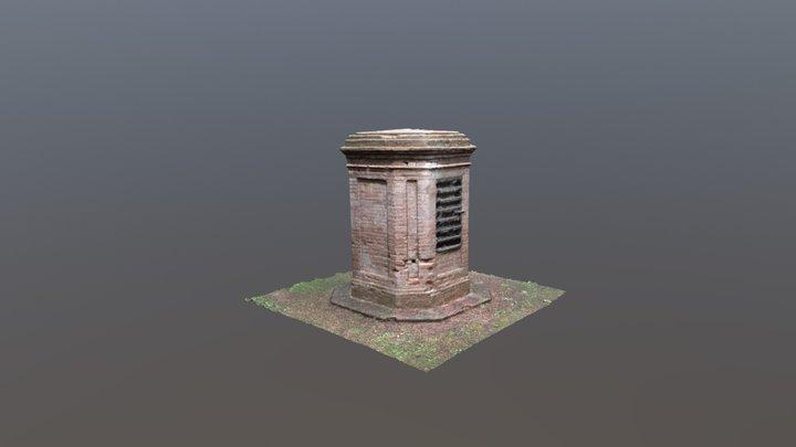 Pozzo in muratura 3D Model