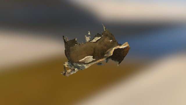 Akyaka Kaya Mezarı1 3D Model