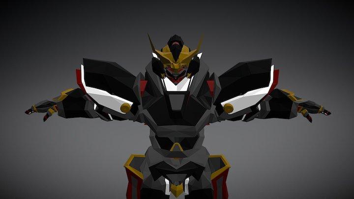 66z-armor 03 3D Model