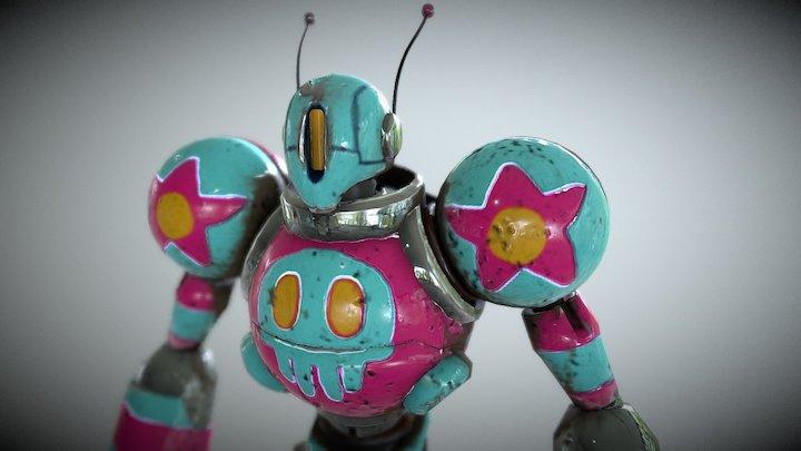 robotv3 3D Model