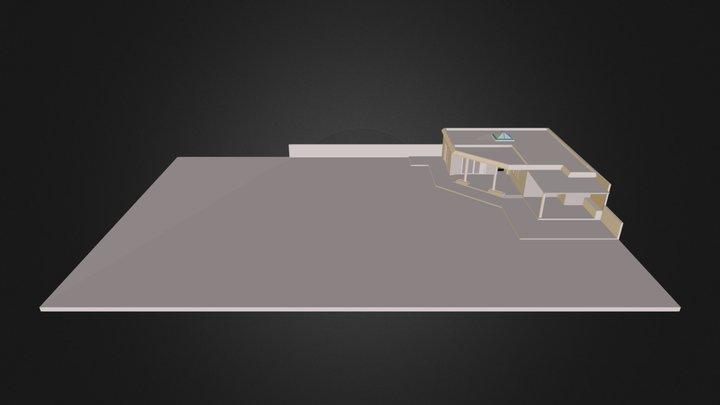 KITCHEN FINAL DESIGN b.dae 3D Model