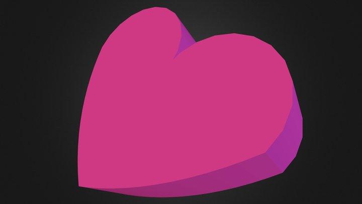 vi faremo battere il cuore 3D Model