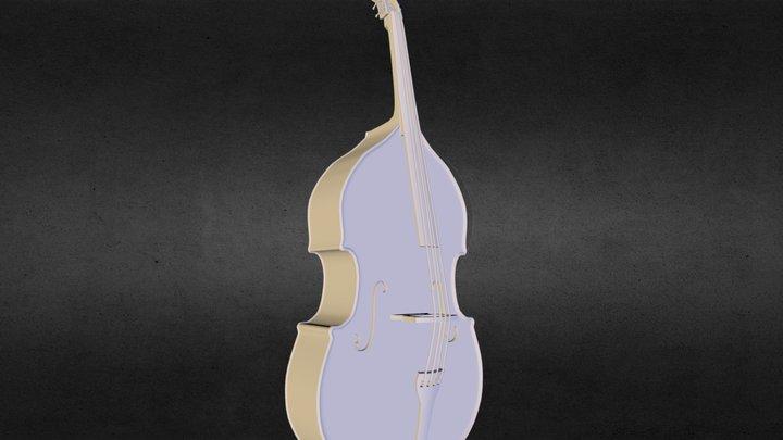 bass.obj 3D Model
