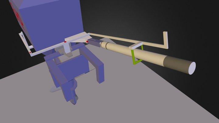 Ritning 3D Model