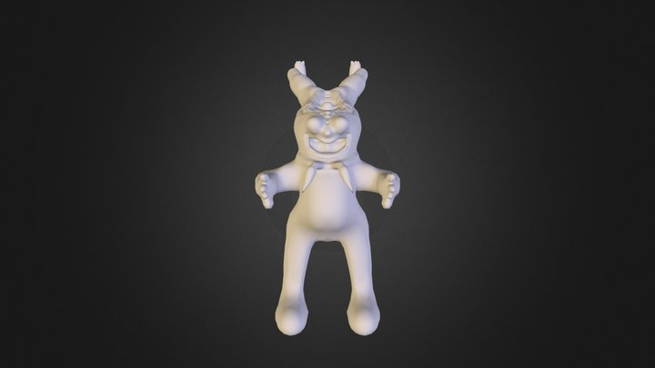pillzNdairy-flow boy 3D Model
