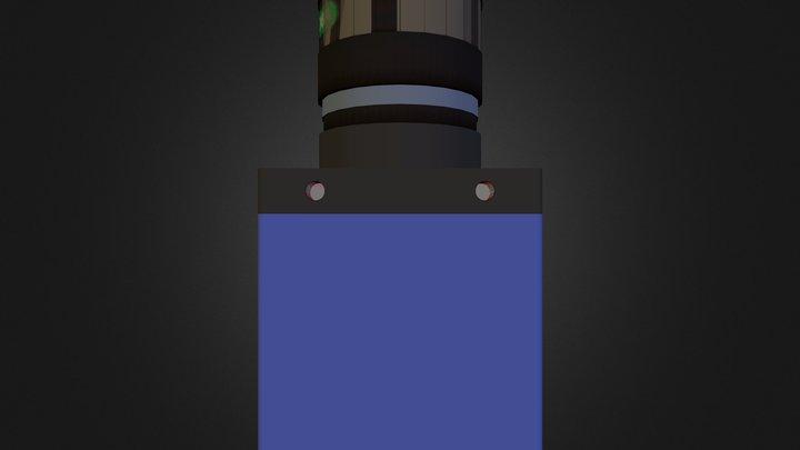 Dalsa HM640 3D Model