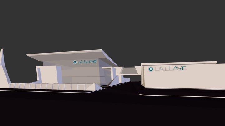 2013-07-02 LA LLAVE.dae 3D Model