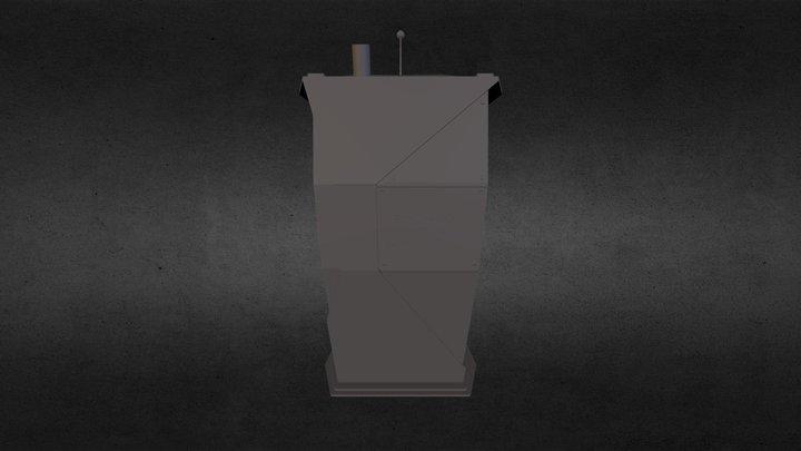 L_Katedra2.STL 3D Model