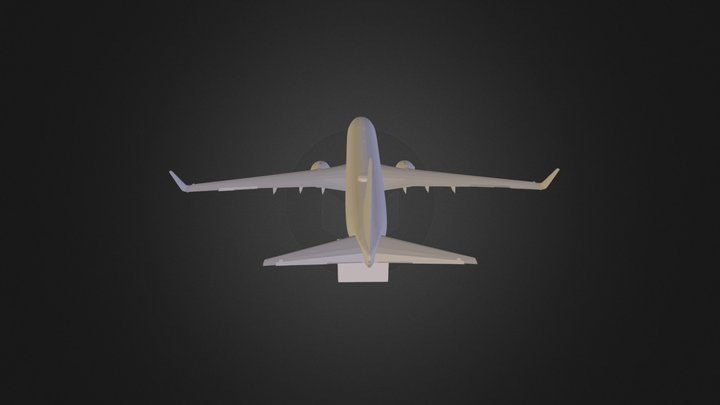 plane.obj 3D Model