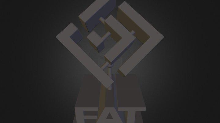 EAT.obj 3D Model