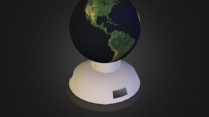 GeoSphere Prealpha 2 3D Model