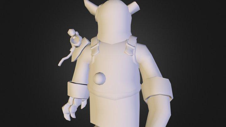mesh_002.obj 3D Model