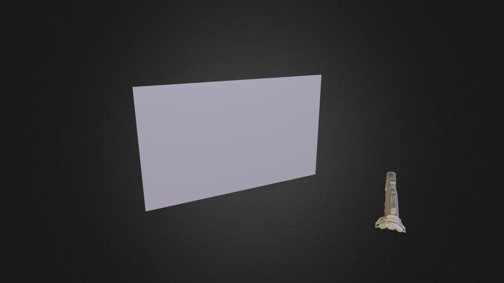 kannnono4.blend 3D Model