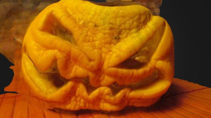Evil_Pumpkin 3D Model