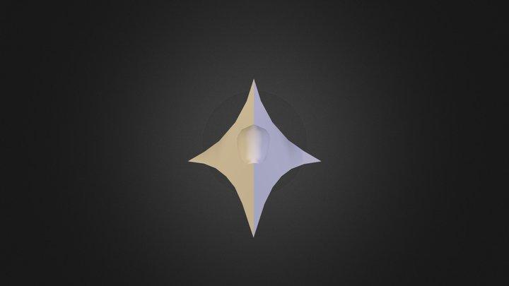 nave 3D Model