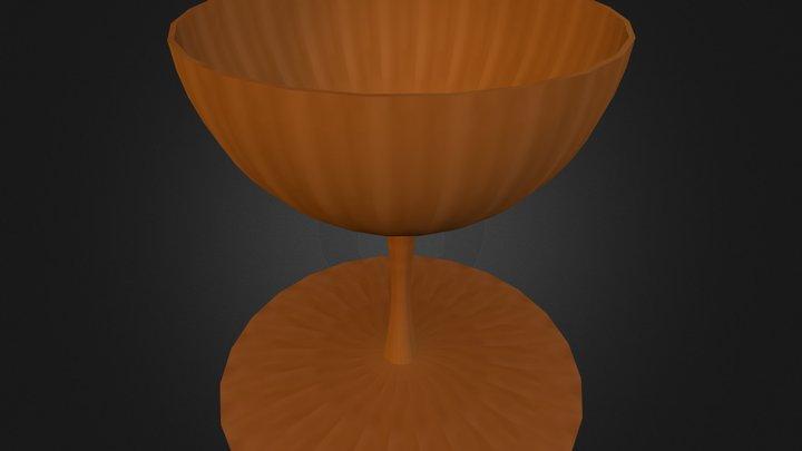 Le Graal 3D Model