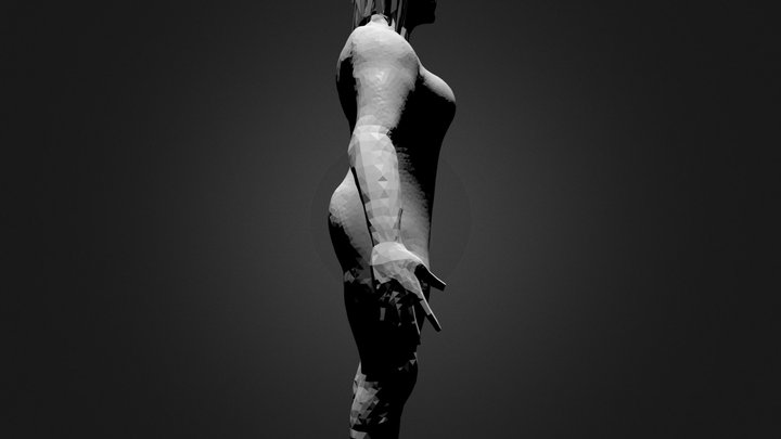 Maddy K 3D Model