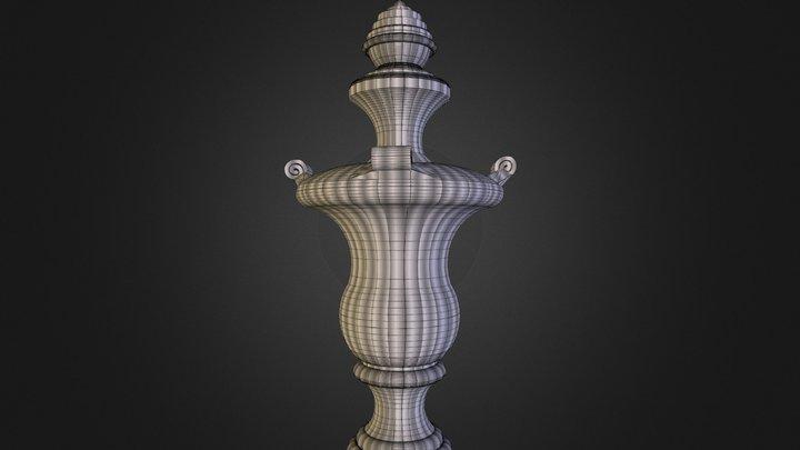 vaso 3D Model