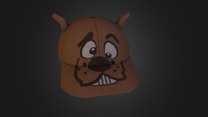 Scooby Hat 3D Model
