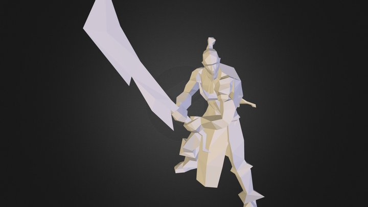 badaohuidaoke.3ds 3D Model