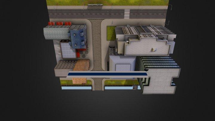 City.zip 3D Model