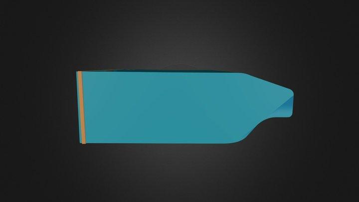 Conex Teaser 3D Model