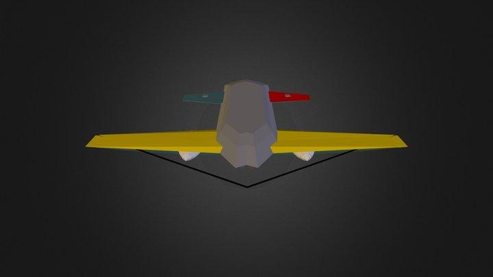 JETBOARD.3ds 3D Model