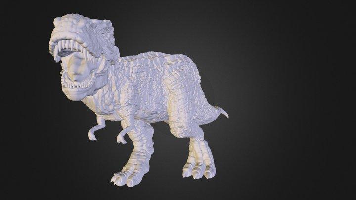 rex_l 3D Model