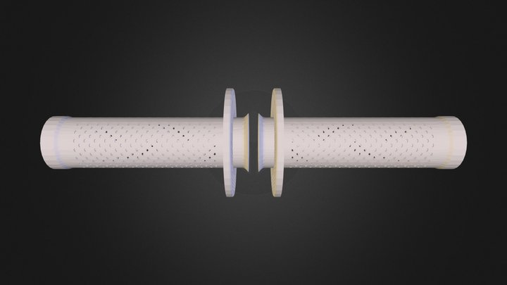 temp_stretch.stl 3D Model