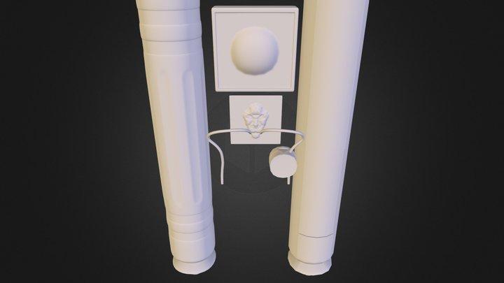 calosc.obj 3D Model