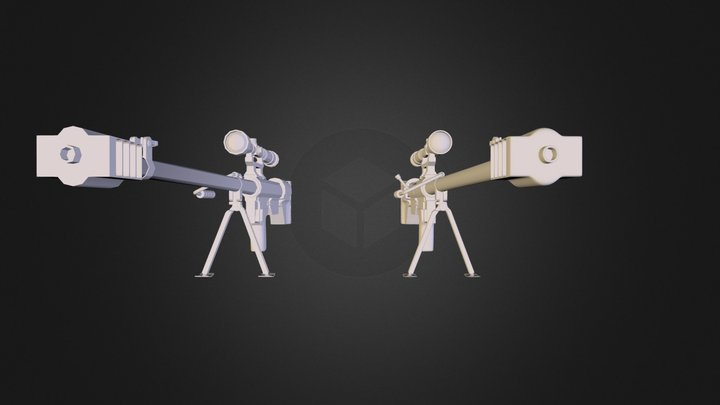 saa.obj 3D Model