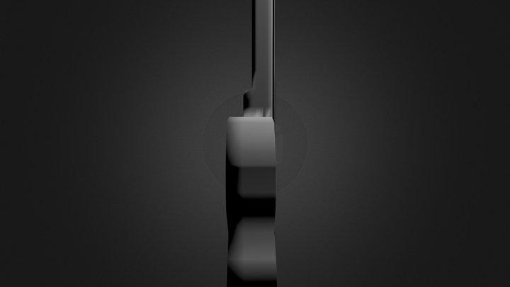 acoustic2.blend 3D Model