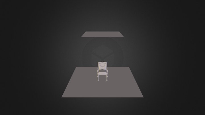 Chair-game 3D Model