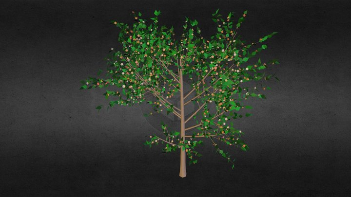 generictree.zip 3D Model